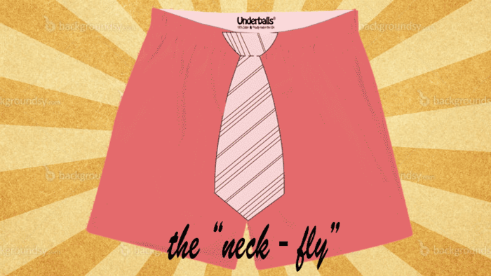 Neck Fly