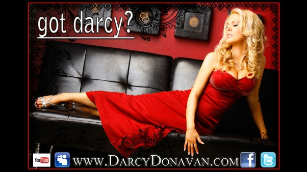 Darcy Donavan. Photo by Anthony Mongiello