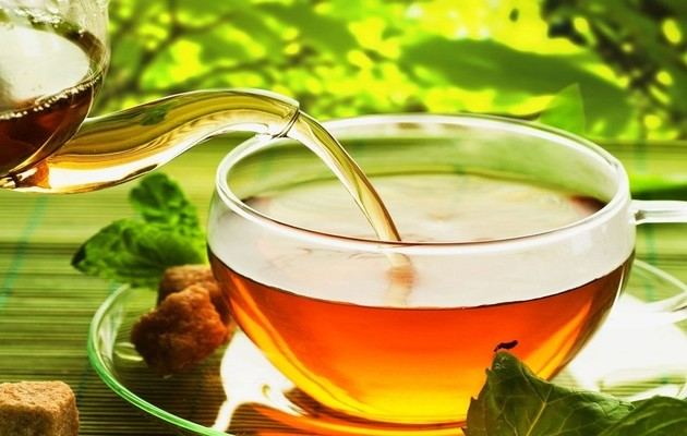 the amazing benefits of green tea